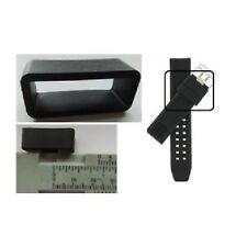 23mm Luminox Replacement Rubber Band Strap Loop/Hoop/Holder/Locker/Ring/Keeper
