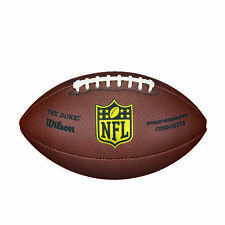 Wilson NFL Pro Replica Game Football Official Size