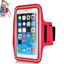 Brassard couleur ROUGE i phone 6 Sports running jogging gym course à pied