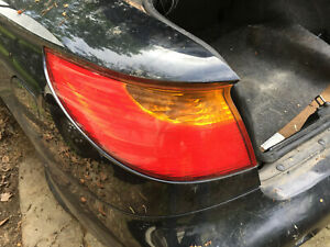 Saturn SC1 Rear Left Tail Light