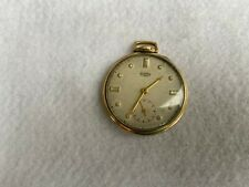 Roamer 17 Jewels Vintage Mechanical Wind Up Pocket Watch