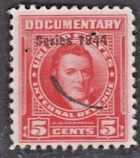 US Scott # R390 5c 1944 Documentary Revenue Stamp USED VF PH