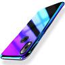 Huawei P20 LITE Farbwechsel Handy Hülle Case Bumper Schutz Back Cover Brandneu