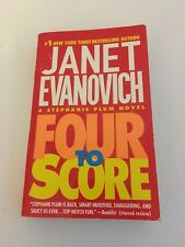 Stephanie Plum Novels: Four to Score signed by Janet Evanovich Paperback
