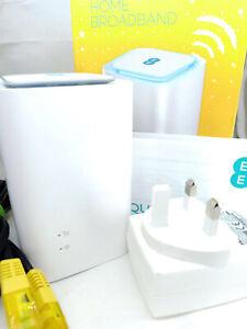 Huawei E5180 4G LTE Cube Mobile Broadband Router Wireless Hotspot - Unlocked