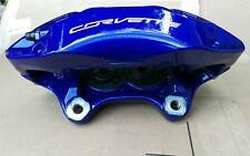 POWDER COATED BRAKE CALIPERS set of 4,  C7 CORVETTE  2014,15,16,17
