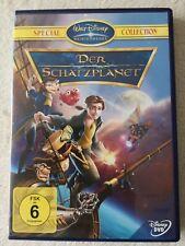Walt Disney - Der Schatzplanet (DVD) [Special Collection]