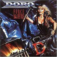 Force Majeure von Doro | CD | Zustand gut