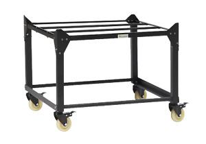 Vegepod Garden Bed Medium Trolley Stand