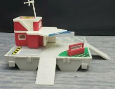 Micro Machines Travel City Hospital Play Set 1987 Galoob
