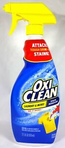 Oxi Clean Laundry Stain Remover Spray, Fast Acting, Multipurpose (21.5 fl. oz.)