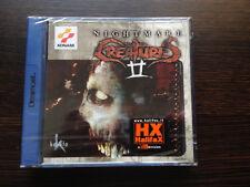 Nightmare Creatures II 2 SEGA  Dreamcast PAL NUEVO PRECINTADO A ESTRENAR