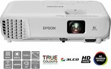 More details for epson eb-w05 3lcd projector wxga hd ready hdmi 3300 lumens (open box) vat inc