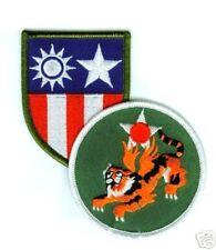 Seconde Guerre Mondiale 14TH Aaf Flying Tigres Cbi China-Burma-India 'Theatre'