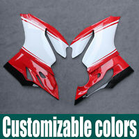 Left+Right Side Fairing Part Bodywork Fit For Ducati Panigale 899 1199 2012-2014