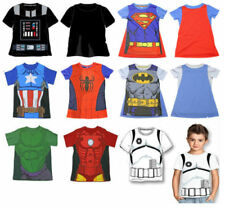 Superman Short Sleeve T-Shirts & Tops (2-16 Years) for Boys