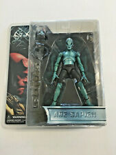 NEW Mezco Hellboy Abe Sapien Action Figure Toy 2004