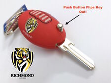 Richmond Tigers Football FLIP House Key Blank -AFL Keyring -IN STOCK! Free Post
