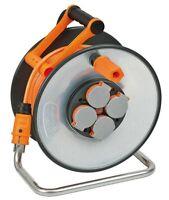 Brennenstuhl 9191500200 professionalLINE SteelCore Kabeltrommel 50m H07BQF 3G1,5