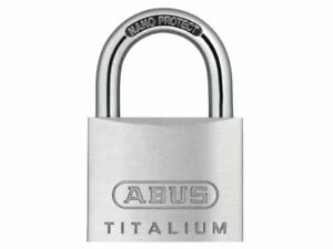 ABUS Mechanical - 64TI / 45mm TITALIUM ™ Vorhängeschloss