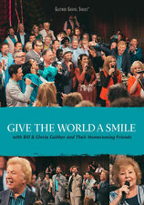 Give the World a Smile w/ Bill & Gloria Gaither (DVD) Usually ships in 12 hours!