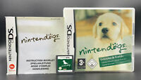 Spiel: NINTENDOGS LABRADOR & FRIENDS Nintendo DS + Lite + Dsi + XL + 3DS 2DS