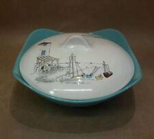 Blue Vintage Original Midwinter Pottery Tableware
