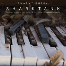 Snarky Puppy SHARKTANK Limited Edition RSD 2018 New Sealed Etched Vinyl 10""