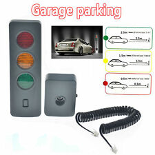 Home Garage Car Parking System Assist Helper Signal Sensor Guide Safe Stop Light