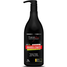 Anabolic Capillary Strength and Nutrition Shampoo 1L - Forever Liss