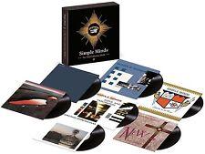 Simple Minds 'The Vinyl Collection 1979-1984' (New 7 Vinyl LP Box Set)