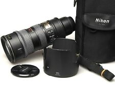 Nikon NIKKOR 70-200 mm f/2.8 G VR IF ED AF-S IF-ED Obiettivo