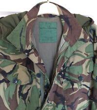 British Army 68 pattern Woodland DPM combat smock jacket Vintage Falklands M/L