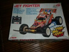 Dickie RC Jet Fighter Rot Ferngesteuertes Auto Buggy ( Jet Hopper ) Rar !!