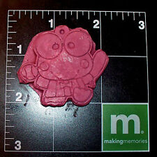 Frog J1 - Flexible Silicone Mold -Cake Cookie Crafts Clay Candy Plaster