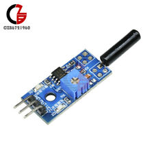 2PCS LM393 SW-18010P Vibration Sensor Switch Module 3-5V