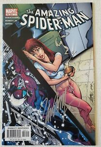 Amazing Spider-Man #493 Signed J Scott Campbell 🔥 Like 606 & 607 ~ NM COPY