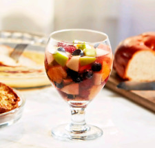 LIBBEY CLASSIC 6-PIECE SANGRIA/BEER GLASS SET- FREE SHIPPING