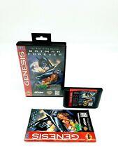 Sega Mega Drive / Genesis Batman Forever Complete