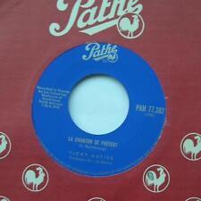 *VICKY AUTIER La chanson de Prévert SERGE GAINSBOURG CANADA '60s ORIG 45 FRENCH