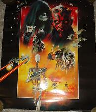 """Star Wars # 115 Cartel, entre otros personajes, inusual de 20 pulgadas X 16 """""""