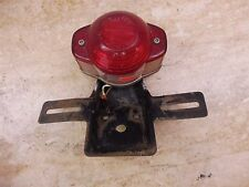 1979 Honda CB400T CB 400 Twin H1124-1' rear brake light w/ mount
