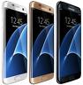 "Samsung Galaxy S7 G930F 32GB 4GB RAM Unlocked 5.1"" Smartphone Black/Gold/Silver"