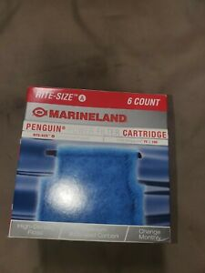 Marineland Power Filter Cartridge Rite-Size A (Box of 6)