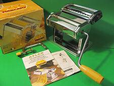 Vitantonio Atlas Marcato Noodle Maker Machine Made In Italy. Very Nice.