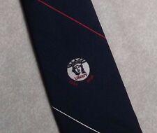 Statue de la liberté cravate 1886 - 1986 vintage rétro commémorative 1980s america usa