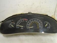 96 Pontiac Sunfire MT Speedometer Instrument Gauge Cluster OEM 210K