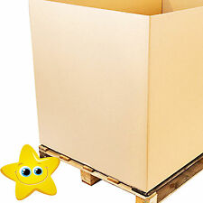 """5 XX LARGE D/W CARDBOARD REMOVAL MOVING BOXES 30x20x20"""""""
