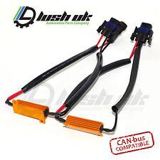* 9006 HB4 LED DRL Fog Light CANBUS 50W 6Ohm Load Resistor Warning Error Free