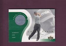 Corey Pavin 2001 Upper Deck Golf Tour Threads (Mint) Shirt Memorabilia